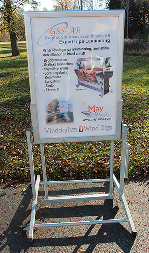 May Wind - Wind Sign