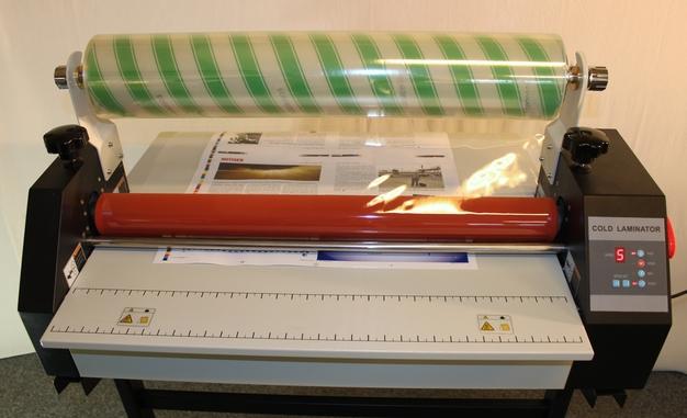 GSS CLX-650 Cold laminator
