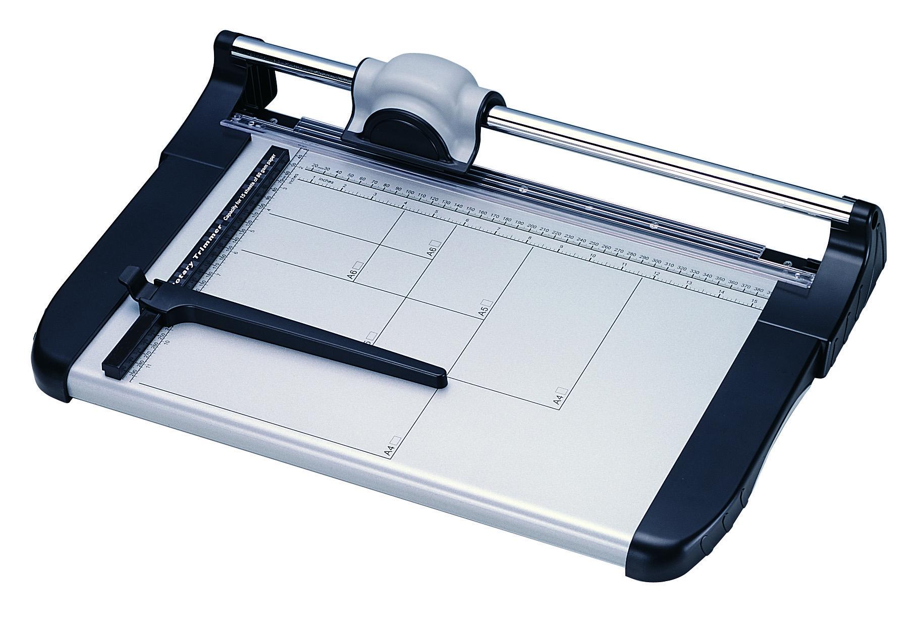 Skärmaskin Trimfast A4/360mm